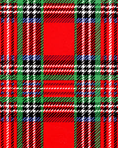 757059 © CSA Images Mobile Plaid Pattern